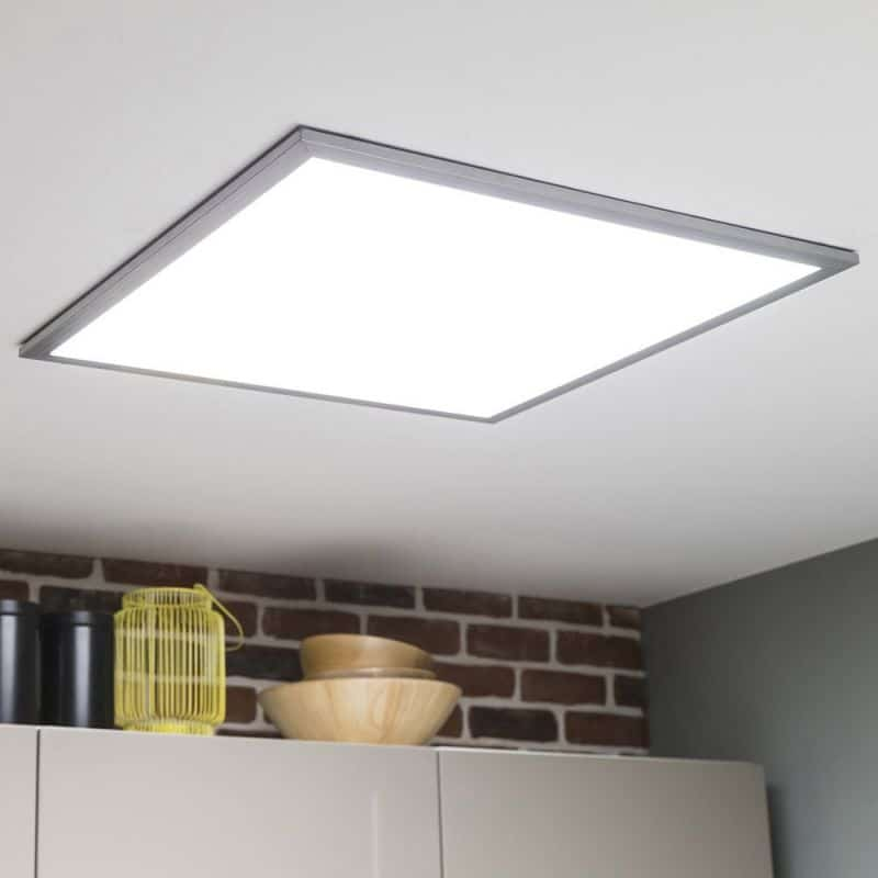 Dalle led plafond 60x60cm for Dalle led pour garage