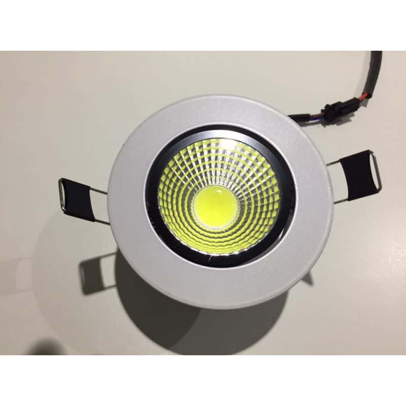 Spot plafond non encastrable latest led spots x gu lampe - Spot led encastrable plafond leroy merlin ...